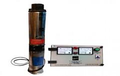 3 HP Three Phase V4 Submersible Pump Set