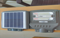 40w All In One Solar Street Light With Remote