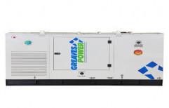 80.20HP 3 Greaves Power 45 KVA Diesel Generator, 415-440V