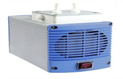 ABS Chemker Vacuum Pump, Provided, Double Stage
