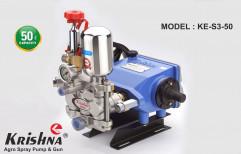 Agricultural Spray Pump for Irrigation (KE-S3-50), 50 Lpm, Electric
