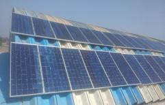Akshar Solar Roof Top Power Plant