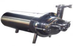 Akshar Stainless Steel Transfer Pump, Max Flow Rate: 3000 LPH