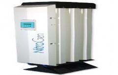 ALLUMINIUM TRIDENT NITROGEN GAS GENERATOR, Automation Grade: Automatic