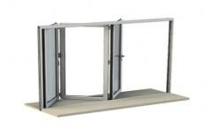 Aluminium Folding Aluminum Window