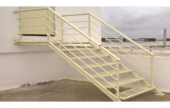 Aluminium Staircase