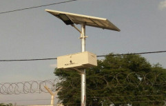 Aluminum Ignite Solar LED Street Light, 60W