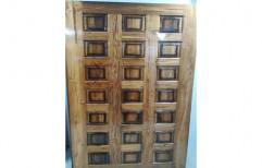 Assam Teak Wooden Door