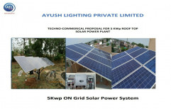 ATL ENERGY Solar Power Systems, For Commercial