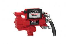 Automatic AC Powered Dispenser Fuel Pumps, Capacity: 40 LPM