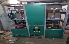 Automatic Double Die Paper Dona And Thali Making Machine, 1 Hp, Model Name/Number: ADPMPB9000
