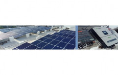 Battery On Grid Solar Power System, Capacity: From 1 Kwp to 100 K W