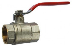 Brass Low Pressure Legris Ball Valve - 4913 Series, for Water