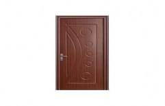 Brown PVC Hinged Door, Interior