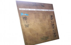 Brown Wooden Plywood Board, For Doors, Thickness: 2.5 Mm