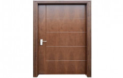Decorative Flushed Plywood Door