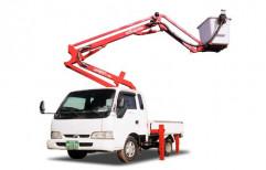 Diesel Skylift Cranes for Industrial Premises