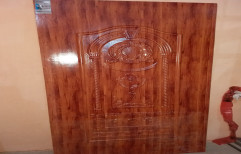 """Digital Moulded Door, Size/Dimension: 3' 6.5"""""""