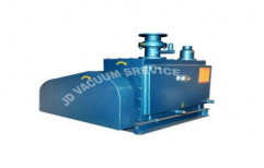 Double Stage Cast Iron Oil Seal Vacuum Pumps for Industrial