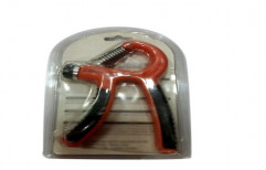Dulex Hand Gripper, Packet, Hand Material: Plastic,Stainless Steel