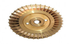 Essen Brass Water Pump Impeller For Automotive Industry, Impellers Type: Double-Suction