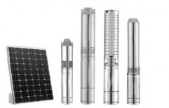 Exalta 3HP Solar Water Pump