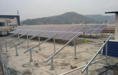 Eyconic Manually Roof Top Solar Power Plant