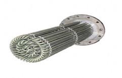 Flange Immersion Heater, 220 - 380 V