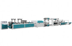 Fully Automatic Non Woven Bag Making Machine for Industrial, 220 V