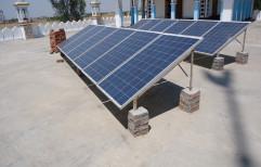 Grid Tie Solar Power Plant, Capacity: 2 Kw, Weight: Standard