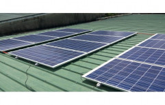 Grid Tie Solar Power System, For Residential, Capacity: 10 Kw