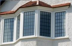 Hexagonical Aluminum Window Frames