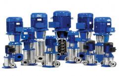 High Pressure Pumps, Single Pump Booster