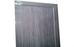 Hinged Glossy PVC Flush Door, For Home