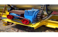 Jaycon Cast Iron Road Construction Machinery Gearbox