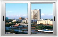 K.D Trading Modern Aluminium Sliding Window, For Residential,Commercial
