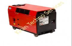 Kiran Air Cooling Silent Diesel Generator 3000DS
