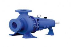 Kirloskar End Suction Pump, Max Flow Rate: Upto 550 Cum/hr