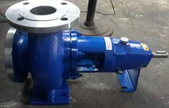 KSB Three Phase Centrifugal SS Pump, 10 HP, Electric