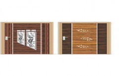 Lalith 8 X 4 Laminate Door, For Home
