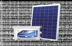 LED Solar Home Lighting System, Input 40 Wp_output 45 Watt