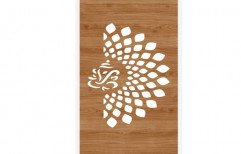 Light Brown Laminated HB-421 Lamination Door, For Home and Office, Size/Dimension: L 80 Inches B 32 Inches