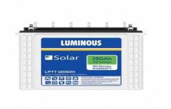 Luminous 1500 VA Off Grid Solar Battery, 150 Ah