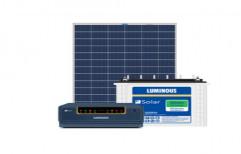 Luminous 850VA Off Grid Solar System
