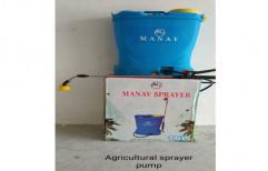 Manav Trading Plastic Agriculture Sprayer Pump