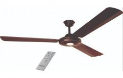 Metallic Solar ceiling fan