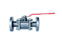 Microfinish Jacketed Ball Valves, For Industrial, Size: 15 To 300 Mm
