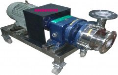 MICROTECH ENGINEERING Single Stage S S Centrifugal Pump, Model: SSCP