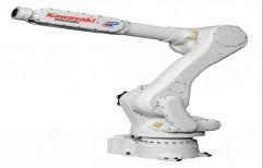 Mild Steel Kawasaki Robot, For Varius Applications, Fully Automatic
