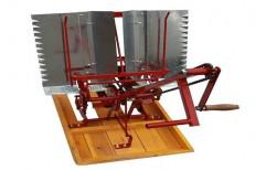 Mild Steel Manual Rice Paddy Transplanter